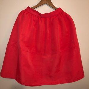 Express circle skirt with pockets
